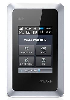 WiMAX端末
