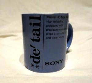 SONY マグカップ