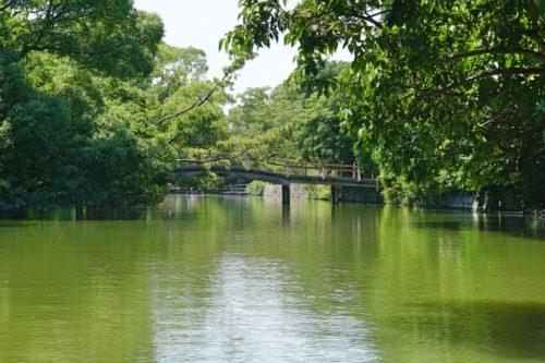 柳川の川下り