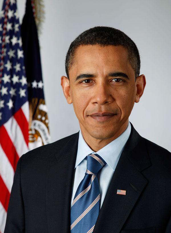 オバマ次期米国大統領の正式ポートレートはキヤノン