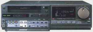 SONY SL-HF3000