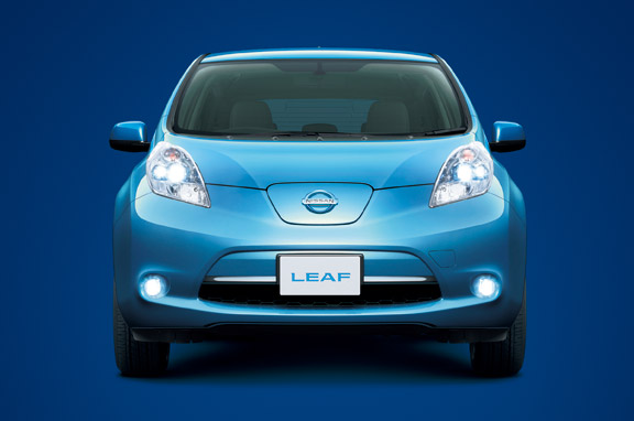 電気自動車を住宅用の電源に