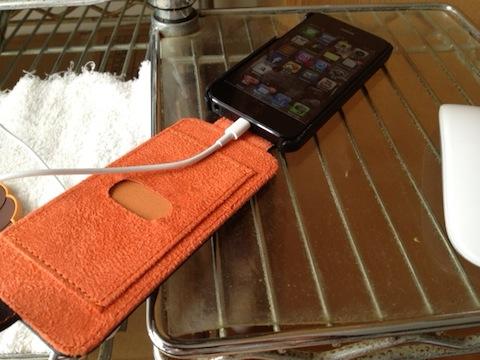 iPhone5 ケースはこれに決まり #iphonejp #iphone5jp