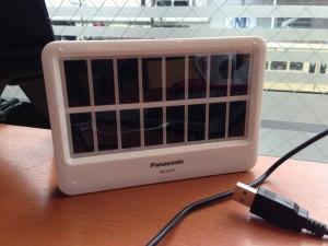 コンパクトソーラーライトでソーラーを少しでも活用しエコな毎日を