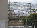 試走中?! 九州新幹線