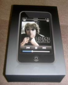 iPod touch、買ってしまいました!2