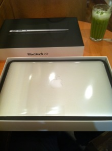 新MacBook Airが出る前に #macbookair