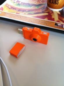 トイカメラ「CLAP」2 #toycamera