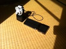 我が家のソーラーバッテリー #solar