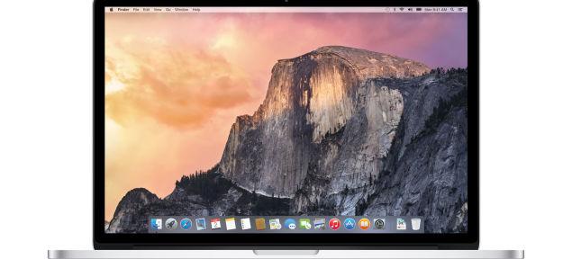 Mac OS X「Yosemite」のパブリックベータ版、使ってます