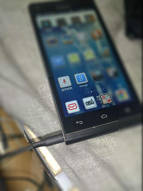 3ヵ月も経つとあらが見えてくる:HuaweiのAscend G6