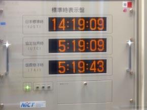 7/1は、世界が1日=86,401秒(普段は86,400秒) うるう秒ってこと