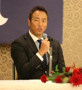 黒田選手、引退発表